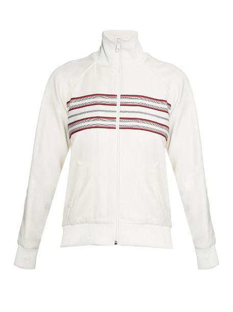 Hillier Bartley jacket white