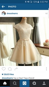 dress,flowergirl,party dress,lace dress,white dress,bridesmaid,flowers,bow dress,beige dress,cream,maxi dress,pretty,prom dress,short dress,i need a couple of these!!,Help need this dress,wedding clothes,flowy dress,short sleeve dress,girly,girly wishlist,girly dress,beautiful,cute dress,white,girl,lace,bow,floral dress,floral,fashion,instagram famous,mirror,ruffle,shoes,nike shoes,nike,airmax nike nude