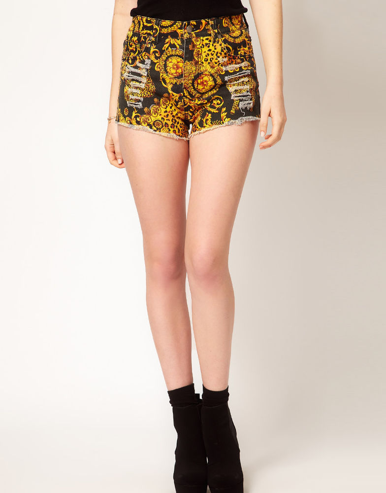 """""""Outrageous Fortune"""" Shorts by Mink Pink 
