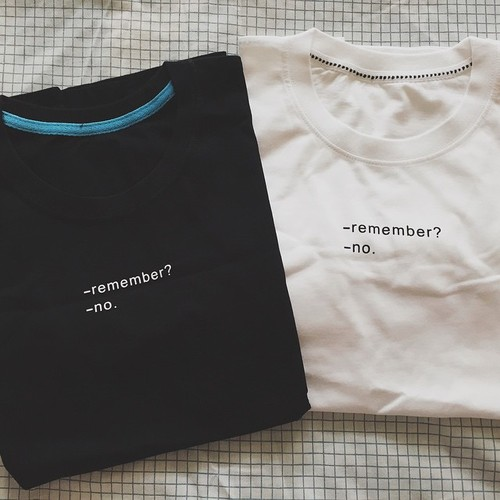 Remember tee · brave store