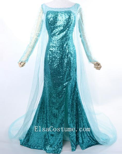 Elsa frozen costume frozen cosplay costume custom