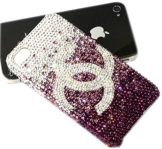 jewels chanel iphone 5 case iphone case swarovski diamonds ipadiphonecase.com