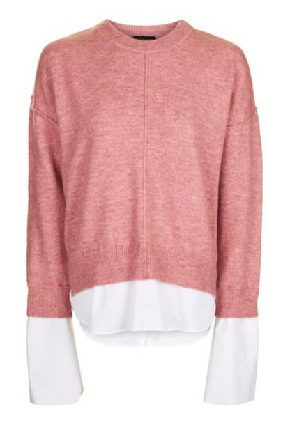 Topshop jumper soft sweater