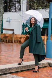 jadore-fashion,blogger,coat,blouse,pants,bag,make-up,shoes
