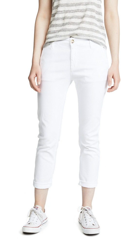 AG Caden Trousers in white