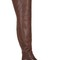 30mm over the knee leather boots