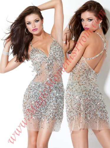Jovani Collection 3699 Short Formal Dress