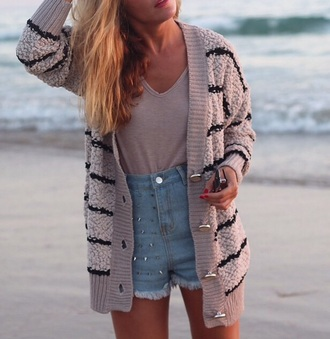 cardigan coat girl clothes girl's clothes style