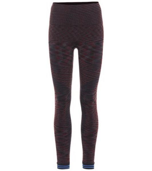 Lndr Focus cotton-blend leggings in purple