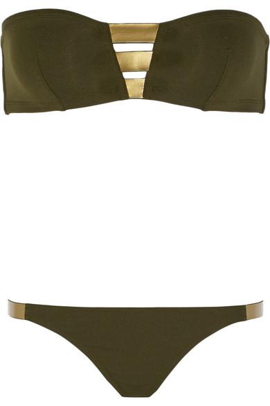 Alliages tungstène bandeau bikini