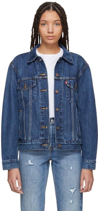 jacket denim boyfriend