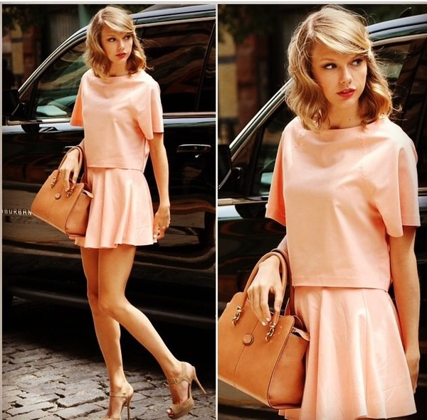 bag purse taylor swift fashion blouse skirt shoes