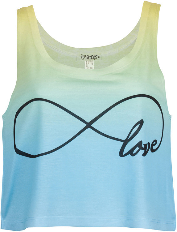 Forever Love Crop top - Fresh-tops.com