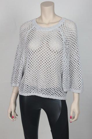Kara mesh sweater