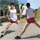 panic! at the disco,shorts,brendon urie,band merch,funny,miss jackson,cute