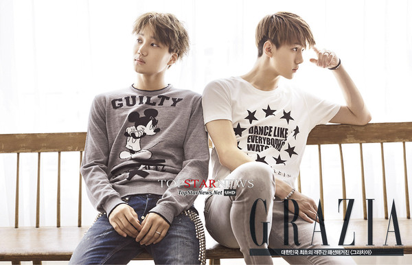 print mickey mouse sweater exo grey mickey mouse menswear mens sweater Oh Sehun