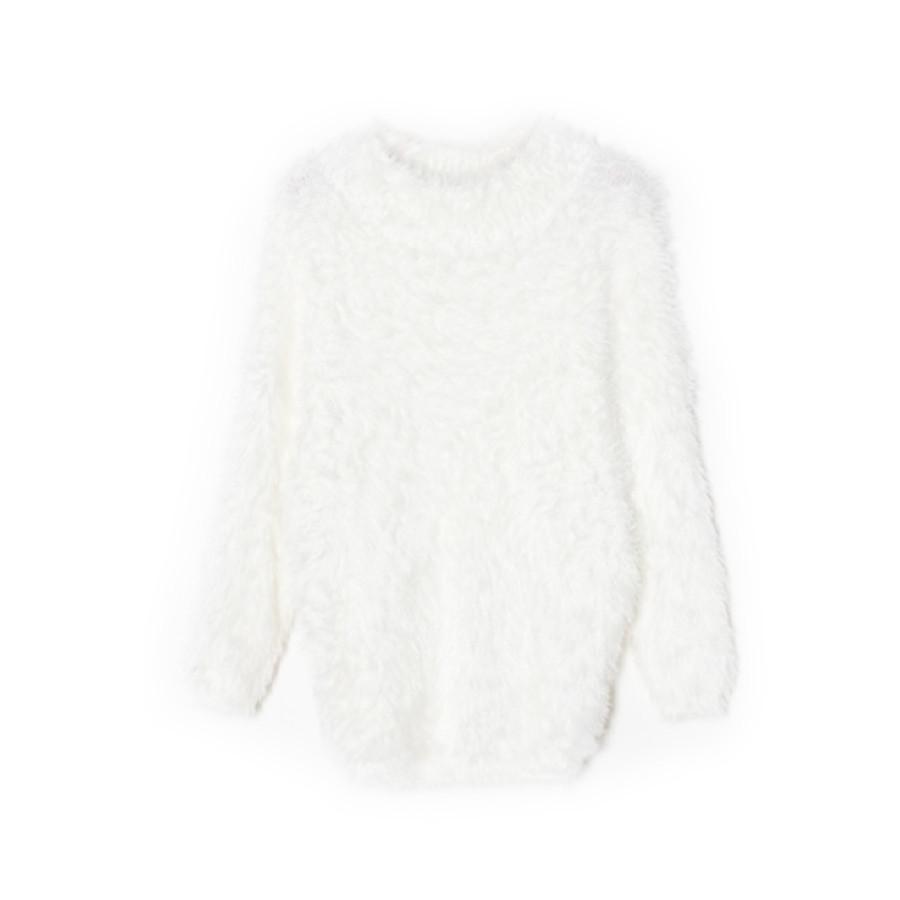 Fluffy sweater / back order – holypink