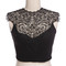 Joanie lace crop top – dream closet couture
