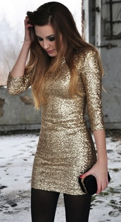 dress,gold,party dress,sparkly dress,glitter dress