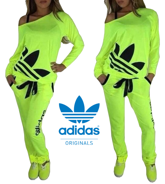 womens adidas tracksuit sets