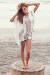 swimwear,cover up,beach