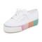 Superga 2790 multi platform sneakers - white