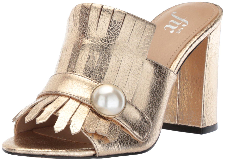 8967d9803580a Amazon.com: The Fix Women's Giuliana Block Heel Mule: Shoes