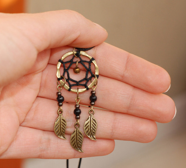 Jewels black jewelry dreamcatcher jewelry dreamcatcher pendant like follow aloadofball Images