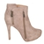Supertrash Taupe Zipper Ankle Boots | I am so fly.....