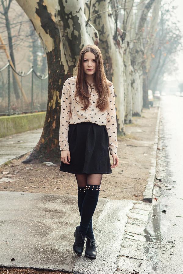 iemmafashion shirt skirt shoes jewels