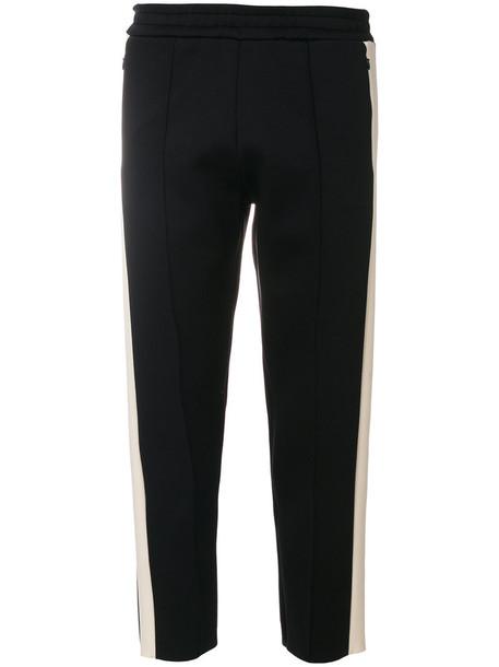 Joseph women spandex black pants