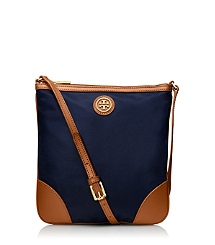 Tory Burch Robinson Nylon Swingpack  : Women's Sale | Tory Burch