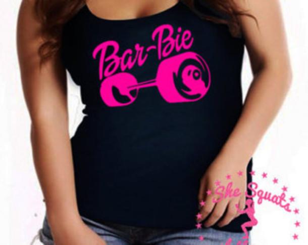 shirt barbie top