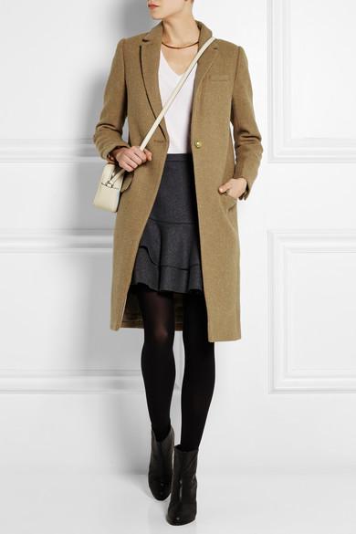 J.Crew | Collection Harris Tweed wool coat | NET-A-PORTER.COM