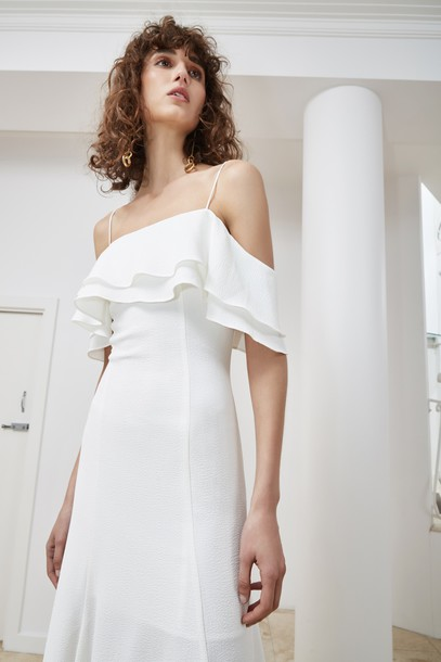 C/MEO COLLECTIVE gown dress
