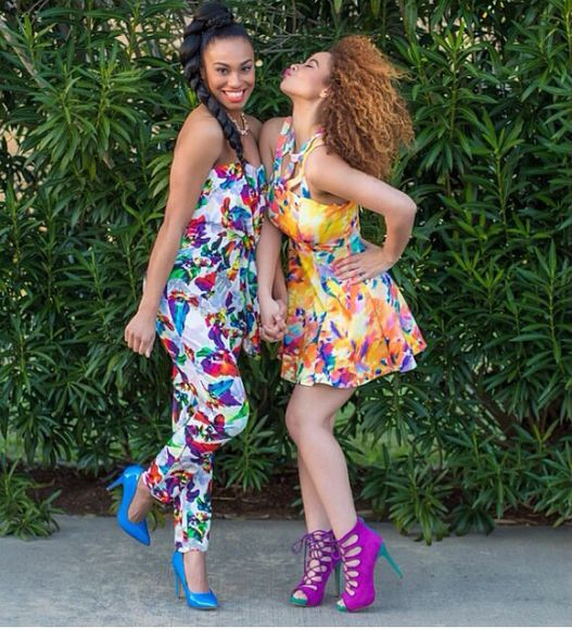 jumpsuit shoes bright, multicolored, purple, teal, spring dress romper floral
