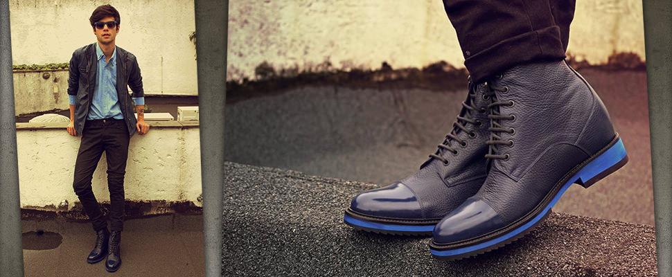 Guidomaggi | Scarpe rialzate uomo calzature e scarpe con rialzo donna
