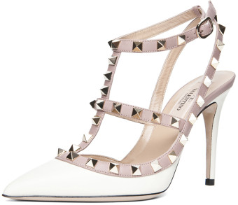 4b3b30f8a1 VALENTINO Rockstud Pump - a collection by myfashionbook | Lyst