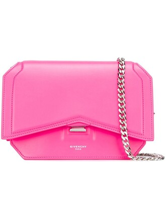 bow mini bag crossbody bag purple pink