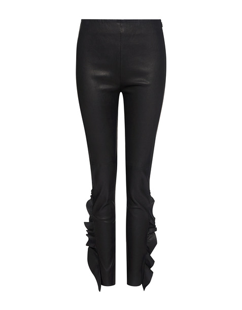Iro pants leather pants leather black