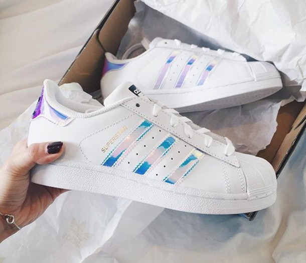 adidas superstar iridescent shoes | RV ENVIRONNEMENT
