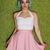 Pop Pink Skirt