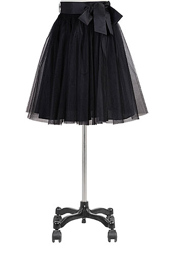 Tulle crinoline skirts, black mesh full skirts women's black skirts and dresses