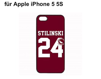 phone cover 24 stilinski style stylish teen wolf red