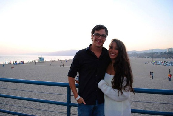sweater off the shoulder sweater oversized sweater sierra deaton alex and sierra