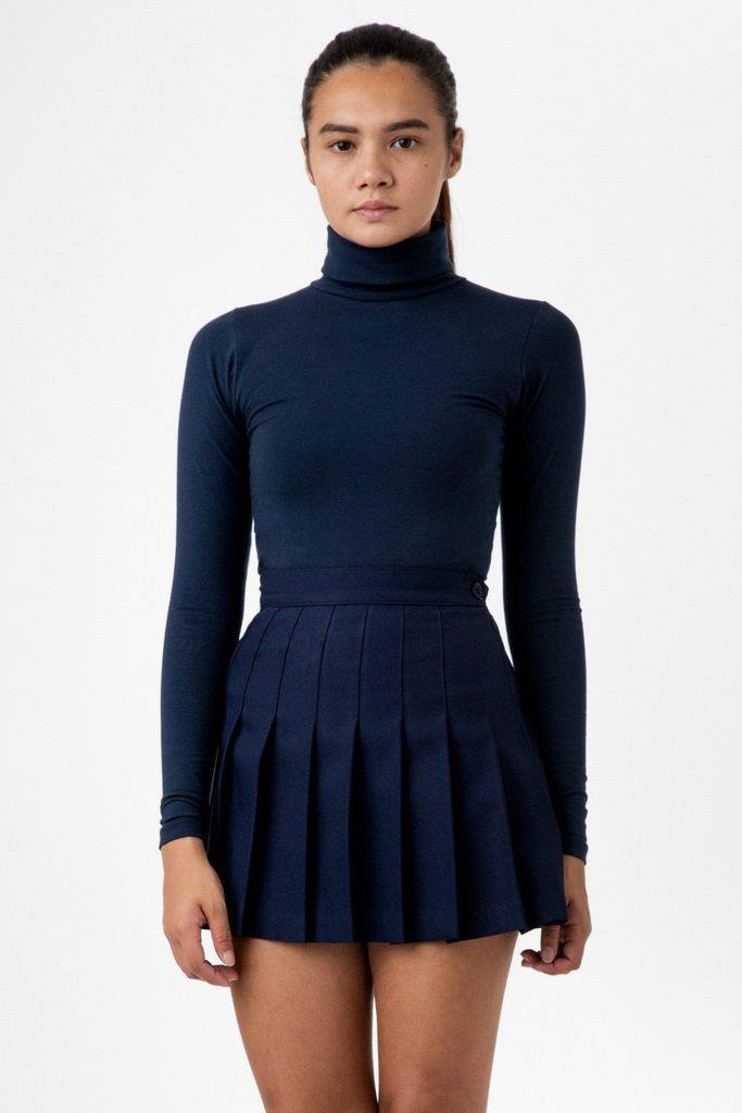8306 - Cotton Spandex Turtleneck
