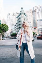 katwalksf,blogger,bag,top,shirt,belt,jeans,sunglasses,shoes,jacket,dress,gloves,sweater,t-shirt