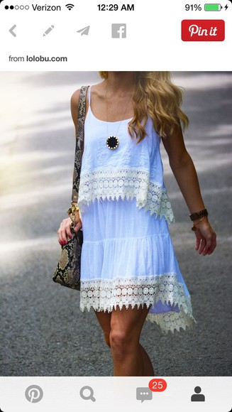 sundress casual fitted waist spaghetti straps lavender