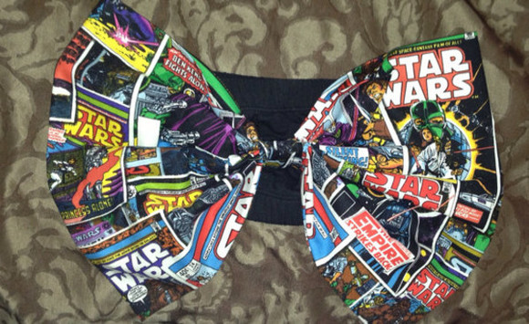 star wars tank top bandeau top