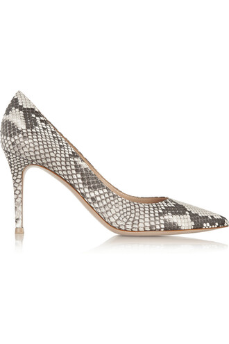 python pumps snake print snake print shoes
